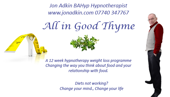 All in good Thyme 1