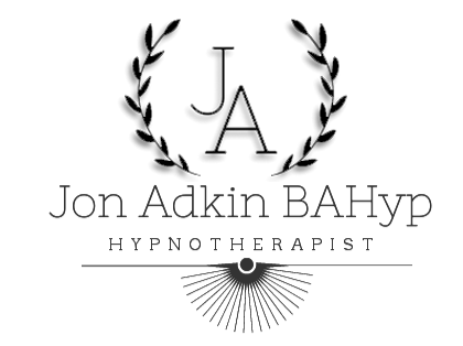 Jon Adkin BAHyp Hypnotherapist  TFT/EFT Practitioner. Confidence and Self Esteem Specialist